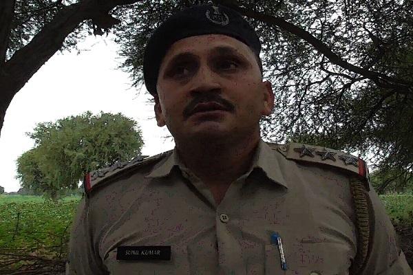 PunjabKesari, Worker, Human Skeleton, Canal, Police
