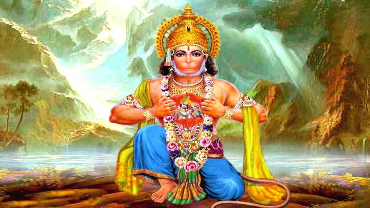 PunjabKesari, Hanuman ji, Lord Hanuman, Bajrangbali, हनुमान जी