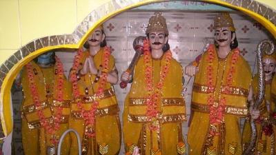 PunjabKesari, Bhishma Ashtami 2020, Bhishma Ashtami, Bhishma, Bhishma Pitamah, Mahabharat, Mahabharat Yudha, भीष्म अष्टमी, भीष्म पितामह, Fast and Festival, Vrat or tyohar, Mysterious temple, Bhishma temple Bhishma Mandir Allahabad, भीष्म पितामह मंदिर