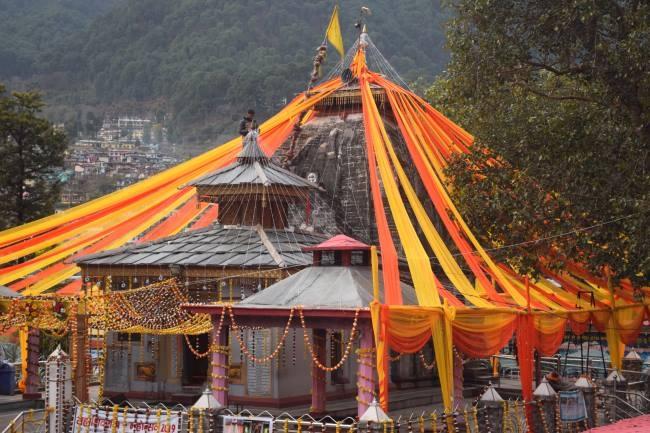 PunjabKesari, Uttarakhand Shiv Temple, Gangotri dham, गंगोत्री धाम, गंगोत्री यात्रा, चार धाम, Char Dham, Dharmik Sthal, Religious Place in india, hindu teerth sthal