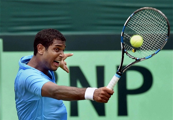 tennis news in hindi, australia open 2019, india tennis player, Pranjesh geeshwaran, Straight set, Participate in first Grand Slam