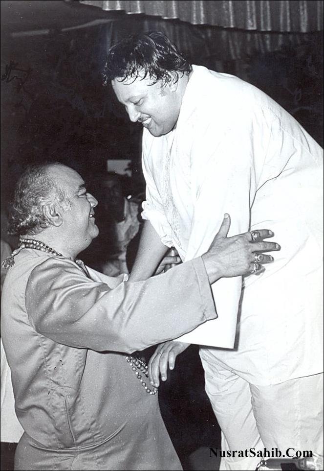 PunjabKesari,Nusrat Fateh Ali Khan, Nari
