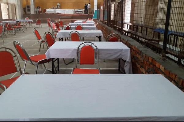 security arrangements for security of lok sabha polling