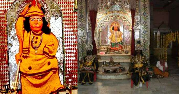 PunjabKesari, Lord Hanuman Temple, Jhansi Hanuman Temple, Madhav Bahia Sarkar Hanuman Temple Jhansi