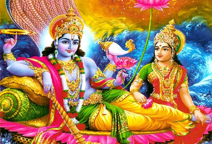 PunjabKesari, Lord Vishnu, भगवान विष्णु