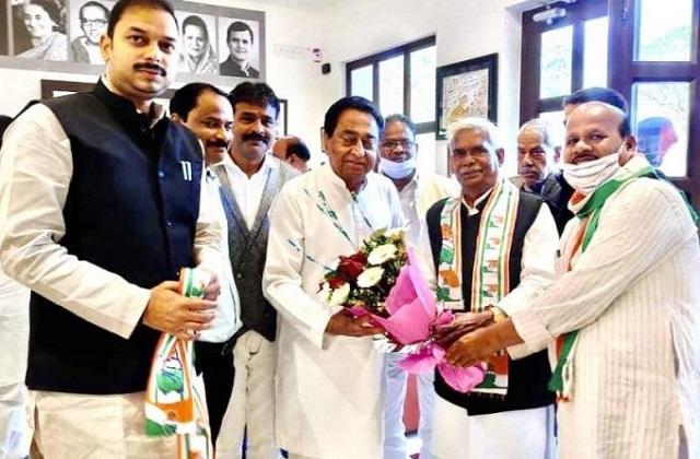 PunjabKesari,Madhya Pradesh, Kamal Nath, Nathuram Godse, Mahatma Gandhi, Hindu Mahasabha, Babulal Chaurasia