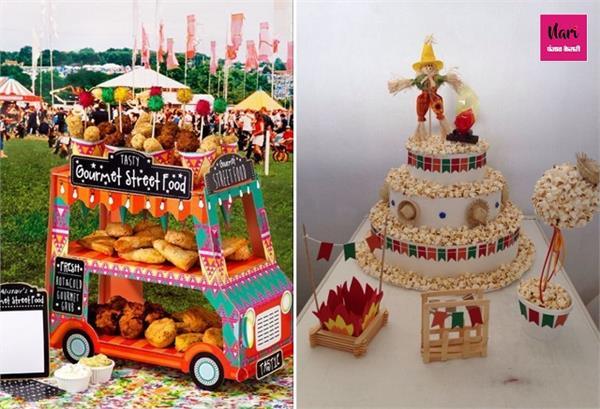 Food Decoration: यहां से लें लोहड़ी पार्टी में मूंगफली-गजक सजाने के आइडियाज