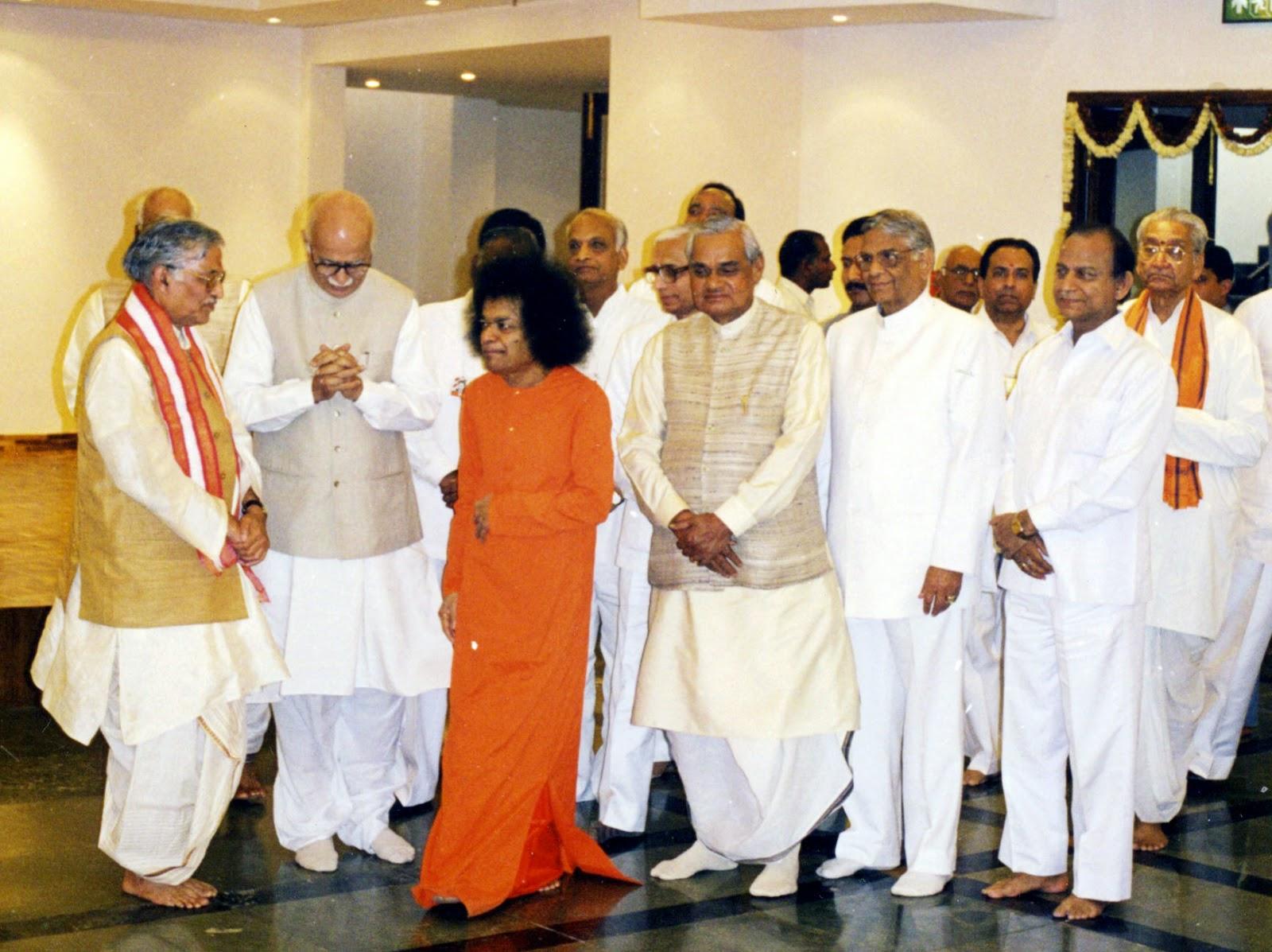 PunjabKesari Sathya sai baba punyatithi