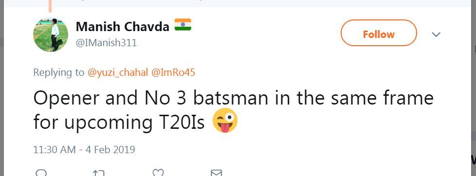 Yuzvendra Chahal Troll