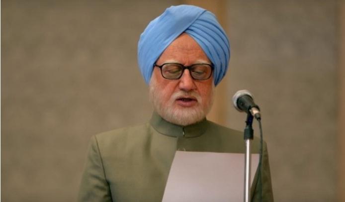 PunjabKesari, अनुपम खेर इमेज, लीक ऑनलाइन इमेज, द एक्सीडेंटल प्राइम मिनिस्टर इमेज
