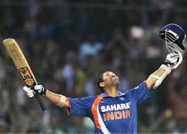 Sachin Tendulkar first ODI Double hundred complete 10 year
