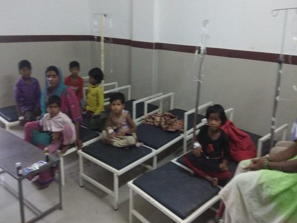 PunjabKesari, Mid Day Meal, School Children, Government School, Self Help Group, Health Center, Itarsi, Pipariya Khurd Village, Hoshangabad News, Madhya Pradesh News