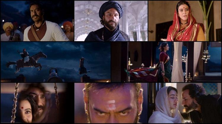 Bollywood Tadka, Tanhaji The Unsung Warrior Images
