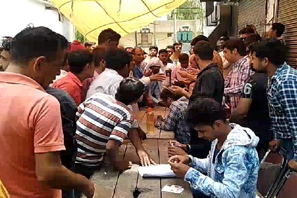 PunjabKesari, Haryana hindi news, Fridabaad hindi news, Election, Commission, polling, Booth capturing
