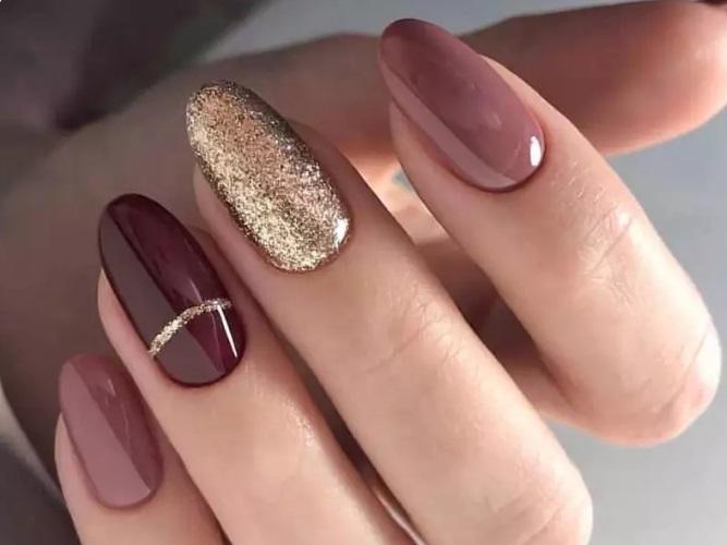 PunjabKesari, Almond Nails Image, Beauty Trends Image