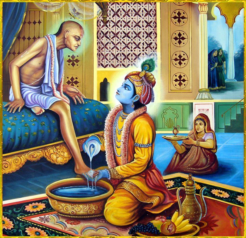 PunjabKesari, सुदामा, श्री कृष्ण, Krishan, Sudama, Sudama Krishan