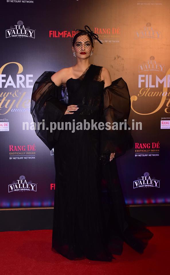 PunjabKesari, Bollywood Actress Filmfare Awards 2019