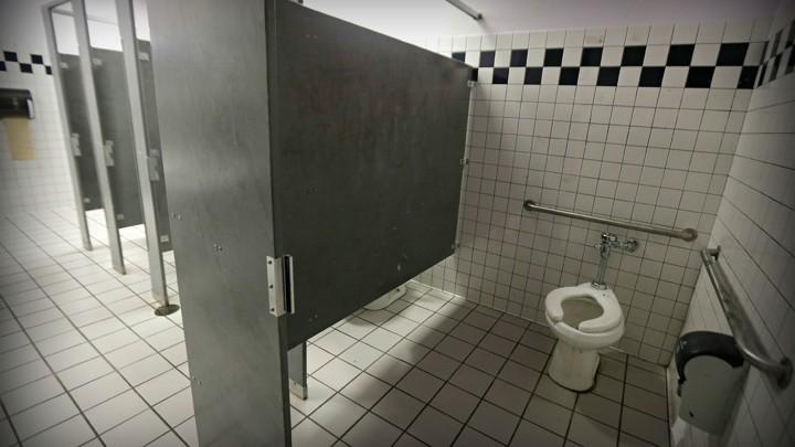 PunjabKesari,Toilet image