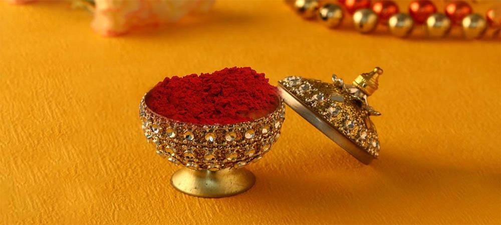 PunjabKesari Totka of Sindoor or Vermilion
