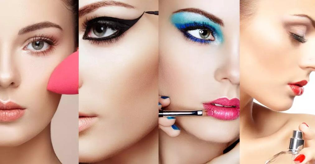 PunjabKesari, Glossy Makeup Image, Beauty Trends Image
