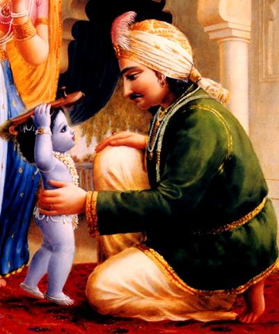 PunjabKesari, Nandbaba, Sri krishna, lord krishna, नंदबाबा, श्री कृष्ण