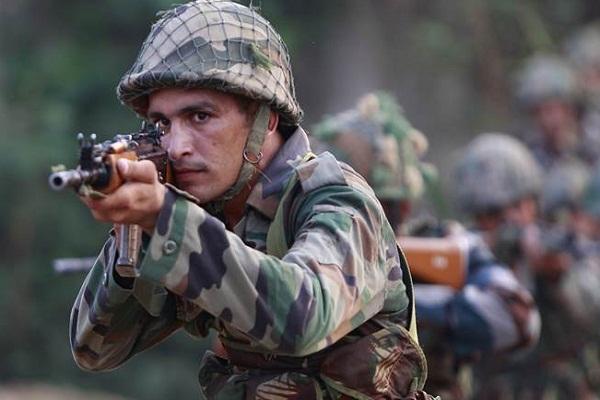 PunjabKesari, army