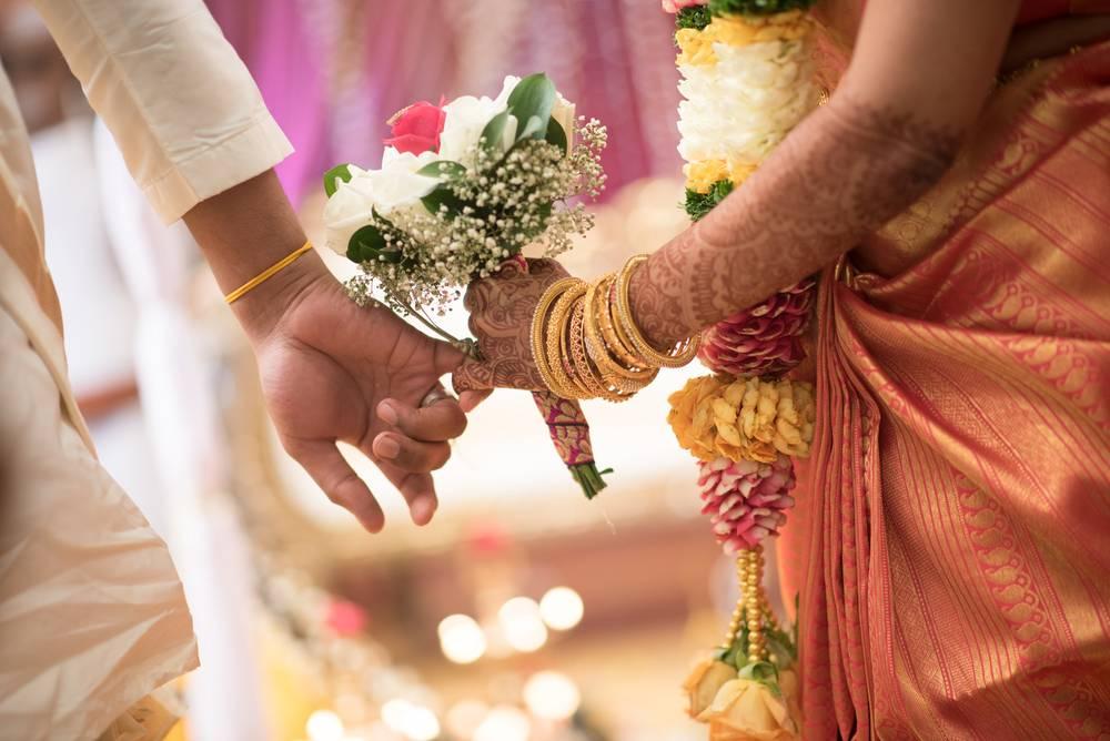PunjabKesari,नवविवाहित जोड़ी, Newly married couple