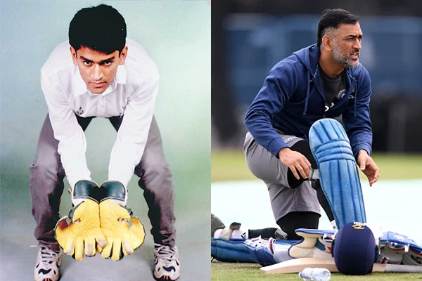 Birthday special: Dhoni with a big heart, Mahi gave his first sponsor a surprise