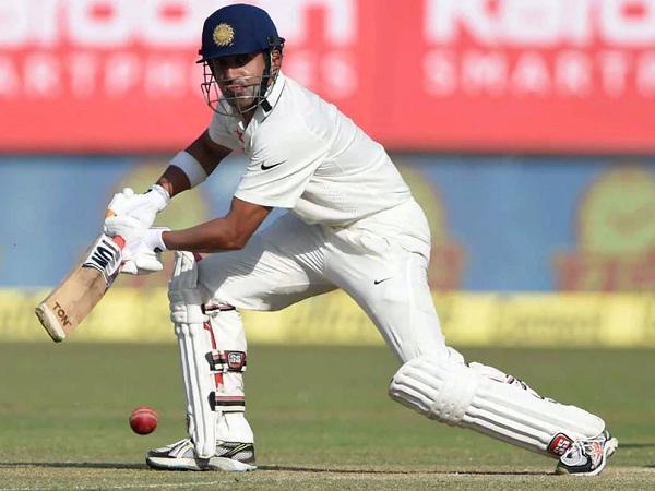Gautam Gambhir Hit century in his last Match
