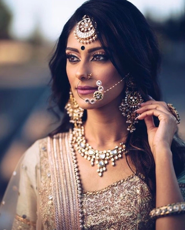 PunjabKesari, Traditional Nose Rings Design Image, ट्रेडिशनल नोज रिंग डिज़ाइन इमेज