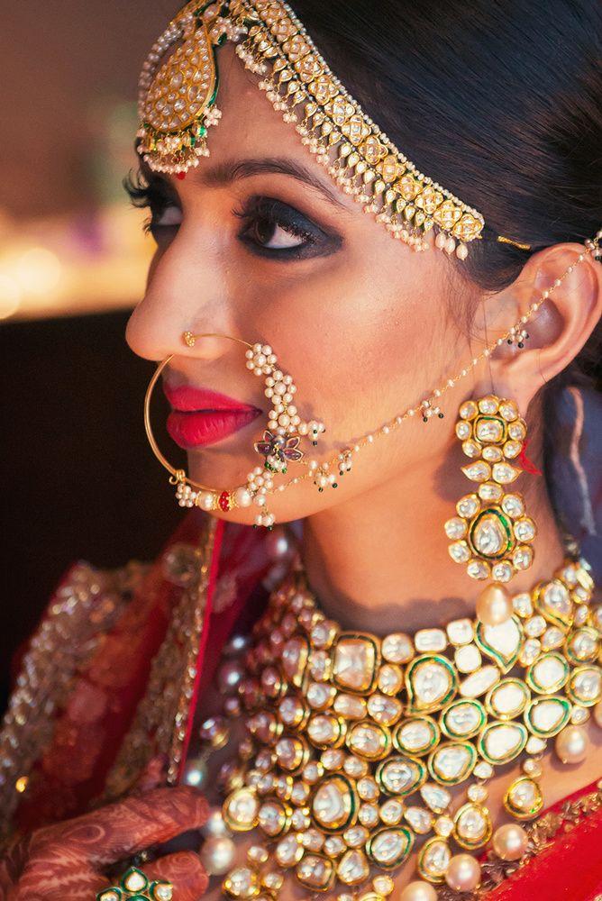 PunjabKesari, Simple Nose Ring Design Image, सिंपल नोज रिंग डिज़ाइन इमेज