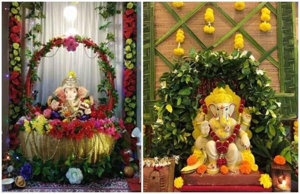 Ganesh Chaturthi: बप्पा के लिए लाएं खास Aasan, देखिए खूबसूरत डिजाइन