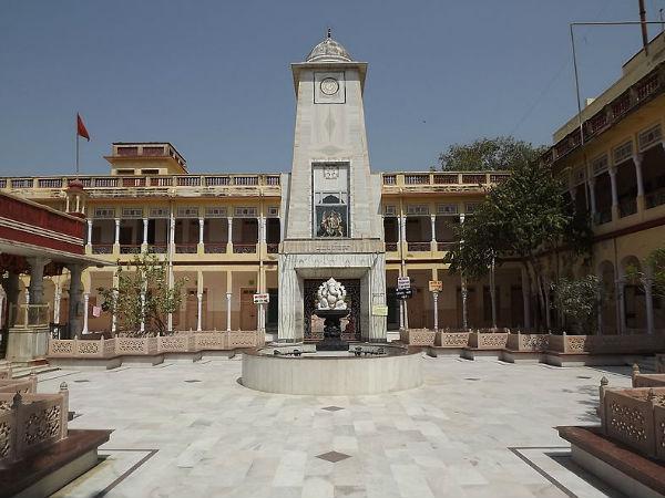 PunjabKesari Rani Sati mandir Rajasthan