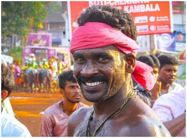 Srinivas Gowda of Karnataka broke Usain Bolt's record of 100 meters