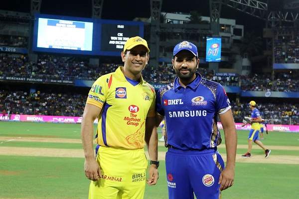 PunjabKesari, Rohit Sharma Photo, MS Dhoni Photo, IPL 2020, MI vs CSK