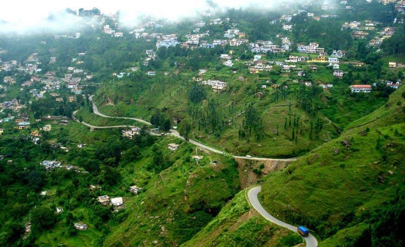 PunjabKesari, Nari, Anantagiri Hills, Andhra Pradesh Image