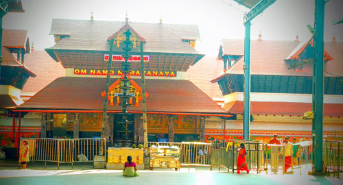 PunjabKesari,  guruvayur temple in kerala, Guruvayur temple, pm modi visit guruvayur temple in kerala