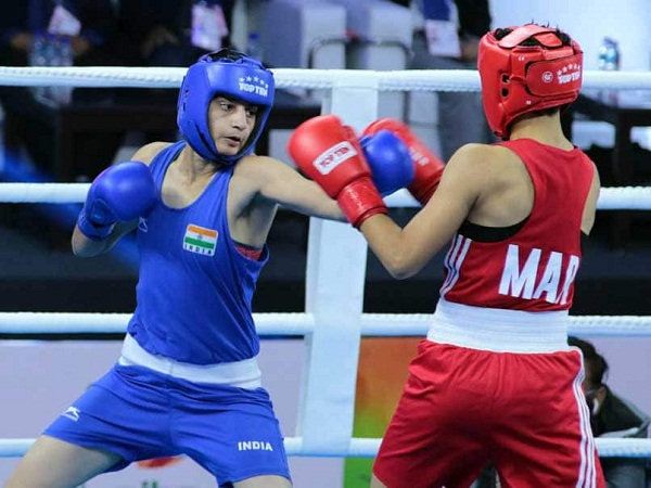 Sports news, Boxing news in hindi, National Women, boxing championship, Sonia Lather and Simranjeet Kaur, Entered the quarter-finals