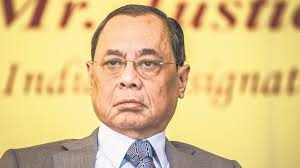 law topper award chief justice ranjan gogoi sexual harassment