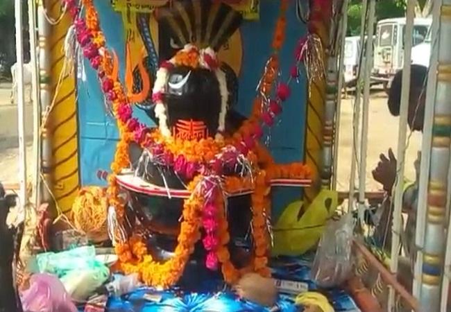 PunjabKesari, Sawan, Sawan 2019, सावन, सावन 2019, Shobha yatra in agar malwa, Agar malwa, Vadod Shobha yatra