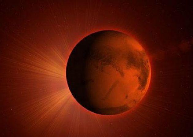 PunjabKesari, मंगल, मंगर ग्रह, Mars, Mangal Planet, Mars planet