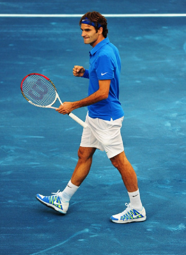 Madrid Open : after three year federer finally won on Clay court