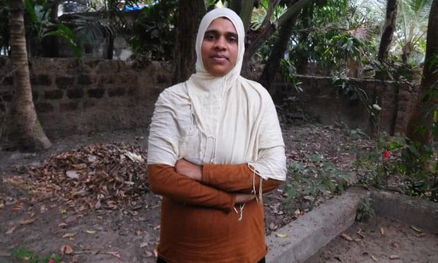 PunjabKesari, Jamitha Image, first woman Imam Image