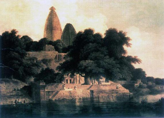 PunjabKesari,sri radha madan mohan temple in vrindavan