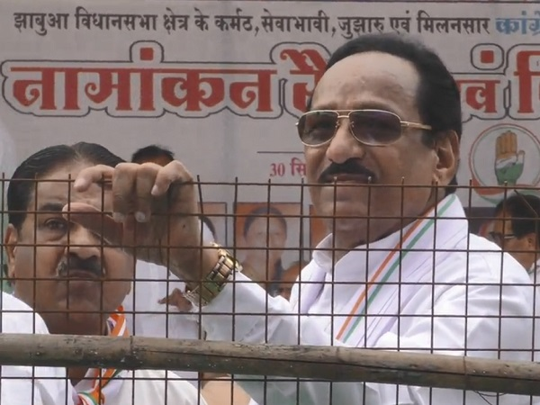PunjabKesari, Madhya Pradesh News, Jhabua News, Jhabua by-election, BJP, Congress, Pakistan, Ram Mandir, Kantilal Bhuria, Gopal Bhargava, corruption