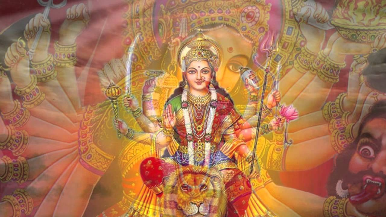 PunjabKesari, Dharam, Durga puja mantra, Devi Durga, देवी दुर्गा, देवी दुर्गा पूजन विधि