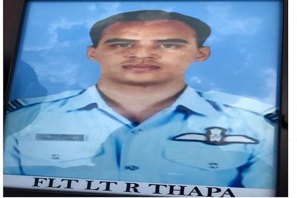 PunjabKesari, Air Force, Martyr