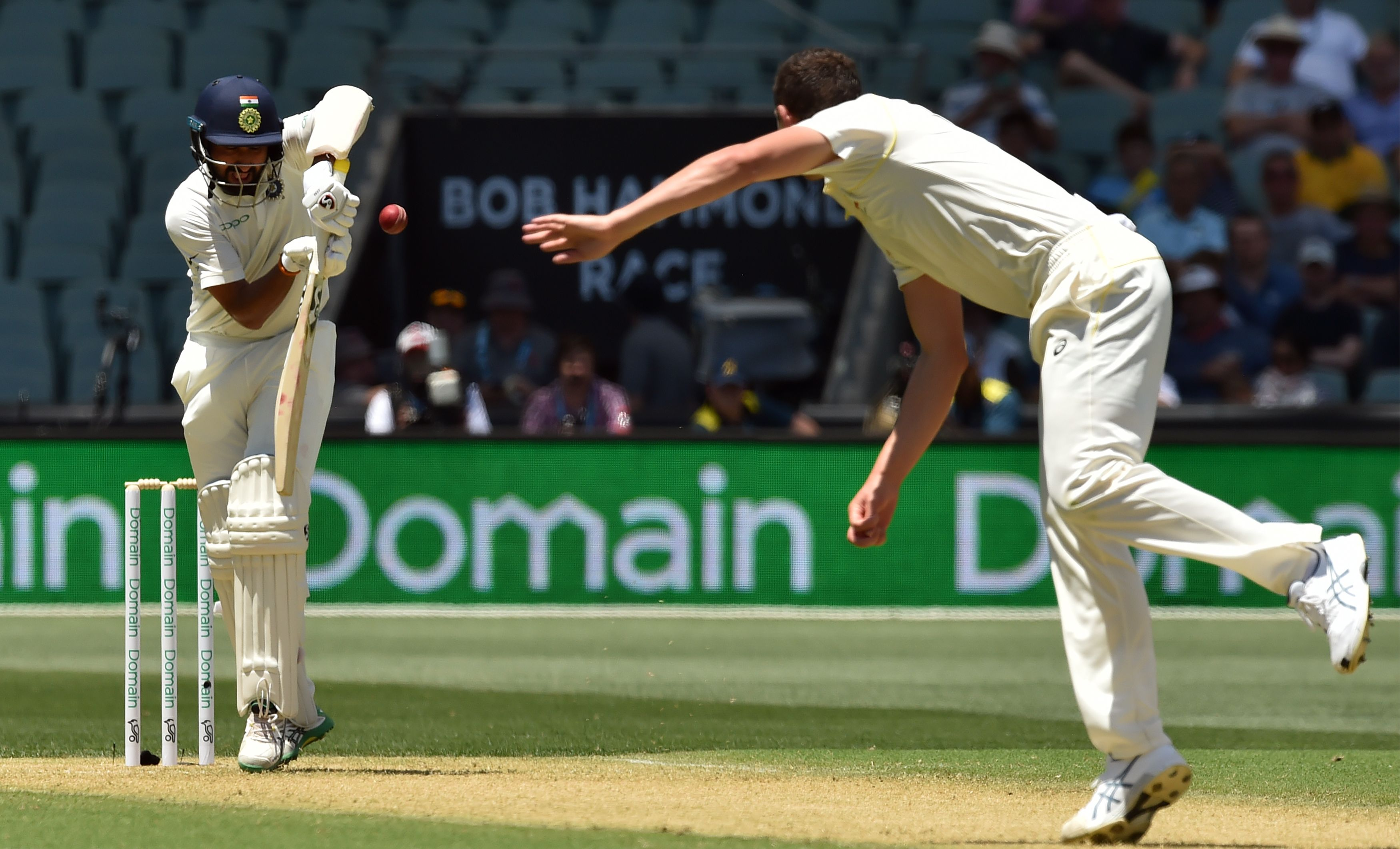 Sports news, Cricket news in hindi, ind vs aus, first test, adelaide, day four