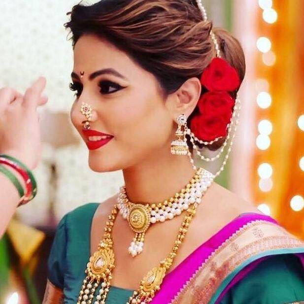 PunjabKesari, Best Bridal Nose Ring Design Image,बेस्ट ब्राइडल नोज रिंग डिज़ाइन इमेज