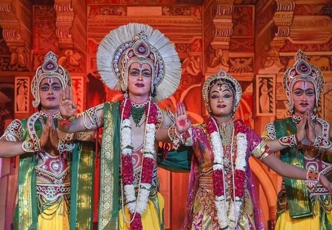 Dharam, ramlila, रामलीला, Dussehra 2019, navratri dussehra 2019, dussehra 2019 start date, importance of dussehra, भगवान राम, दशहरा 2019, Lord Rama, Ravana, Punjab Kesari, Religious Concept, Dussehra Concept, Fast and Festivals, Vrat or Tyohar